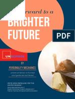 Unschool by Personality Mechanics Program Brochure Ver. 2.0 By Rahul Jain
