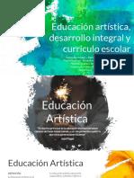 Exposición Jorge Andrés Sanchez