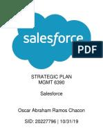 oscar ramos salesforce plan