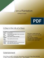 Slave Presention