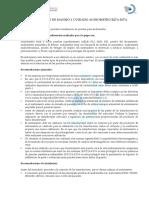 Protocolo de Manejo R27A