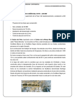 Central Cañon Del Pato