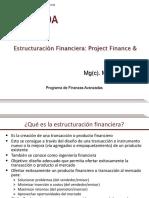 Project Finance y Fideicomisos