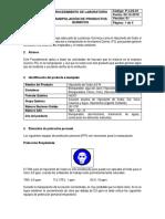 Actividad 2. SENA. Protocolo de Trasvase de Sustancias Quimicas