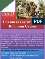 Las Nuevas Aventuras de Robinson Crusoe