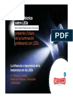 1 Jornada LEDs 4 Influencia Temperatura CARANDINI
