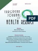 Revista europea de salud