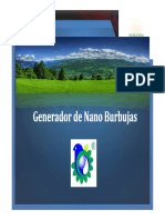 Presentación Nano Buble-Español