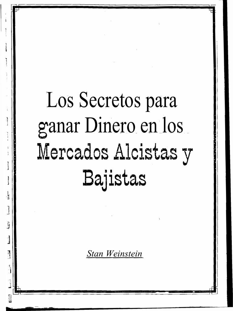 Los Secretos Para Ganar Dinero Tendencia Del Mercado Analisis Tecnico