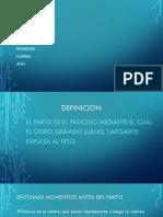 EL PARTO.pptx