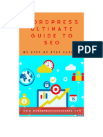 Ultimate Guide to Wordpress SEO for 2020