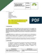 Proceso de Manejo y Estabilidad de Los Medicamentos Multidosis