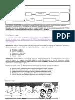 Concordância Nominal, Diário de Bordo, Uso Coesivo de Pronomes Pessoais, Impressos Publicitários, Coesão Referencial e Importâncias Dos Conectivos, Colocação Pronominal