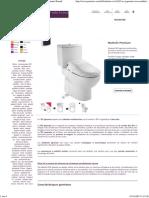 PointWC - WC Japonais - ROCA - Multiclin Premium Round