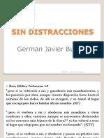 Sin Distracciones