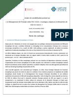 Programme Final _ Séminaire ISO 50001 à Sfax