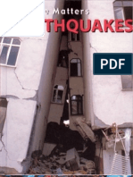 Earthquakes (Science Matters)