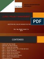 5.- Valor Ganado de Proyectos