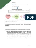 TEMA 3.1 Las Políticas Económicas