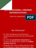 Ato Infracional e Medidas Socioeducativas 2017