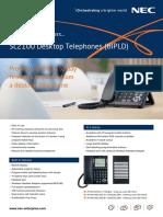 SL2100 Desktop Telephones (8IPLD)