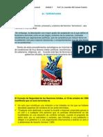 Unidad Terrorismo Definicion-historia-rol de La Prensa