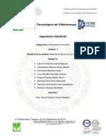 Unidad 2- Balances Financieros Pro Forma