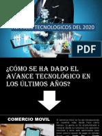 Avances Tecnologicos Act 16