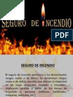 Seguro de Incendio Powerpoint
