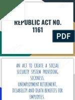 Social Security Law-2