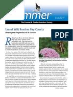 2010 October - 2011 January Skimmer Newsletter, Francis M. Weston Audubon Society