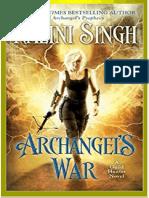 Singh, Nalini - El Gremio de Los Cazadores 12 - Archangels War