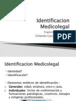 Identificacion Medicolegal