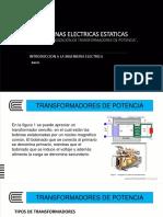 3 Montaje y Energización Del Banco de Transformadores Monofasicos de Potencia