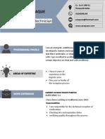 curriculum vitae convertido a pdf
