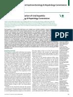 Acelerando La Eliminacion de La Hepatitis Viral - Comission Gastroenterologia y Hepatologia Lancet