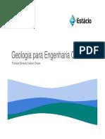 Aula Geologia Fev 18 Alunos Unids 4 a 8