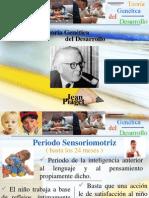 Etapas del Desarrollo - Piaget