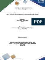 301401 81 Fase 6 Controlar y Valorar Seguimiento y Evaluación Final Trabajo Realizado Ronald Andres Tillero Ospina Individual