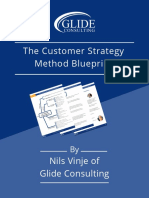 The Customer Strategy Method Blueprint