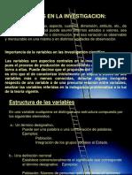 Asesoria - Variables e Indicadores de Investigacion