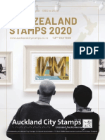 ACS 43rd NZ Stamp Catalogue 2020