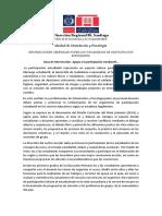 Resumen Conformacion de consejos estudiantiles y de curso y clubes escolares.docx