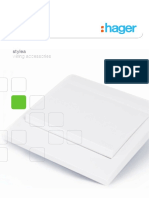 Hager Stylea Brochure (1)