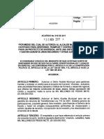 Acuerdo 27