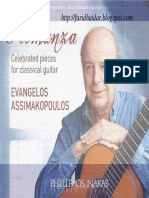 Evangelos, Celebrated Music For Guitar.pdf