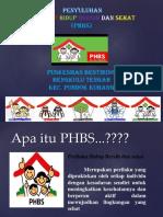 penyuluhan PHBS