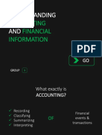 Understanding Accounting and Financial Information