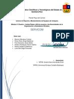 Servi Com Report e Final 2014