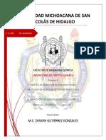 Velocidad de hidrolisis de esteres por álcalis